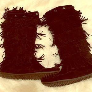 Boot Minnetonka